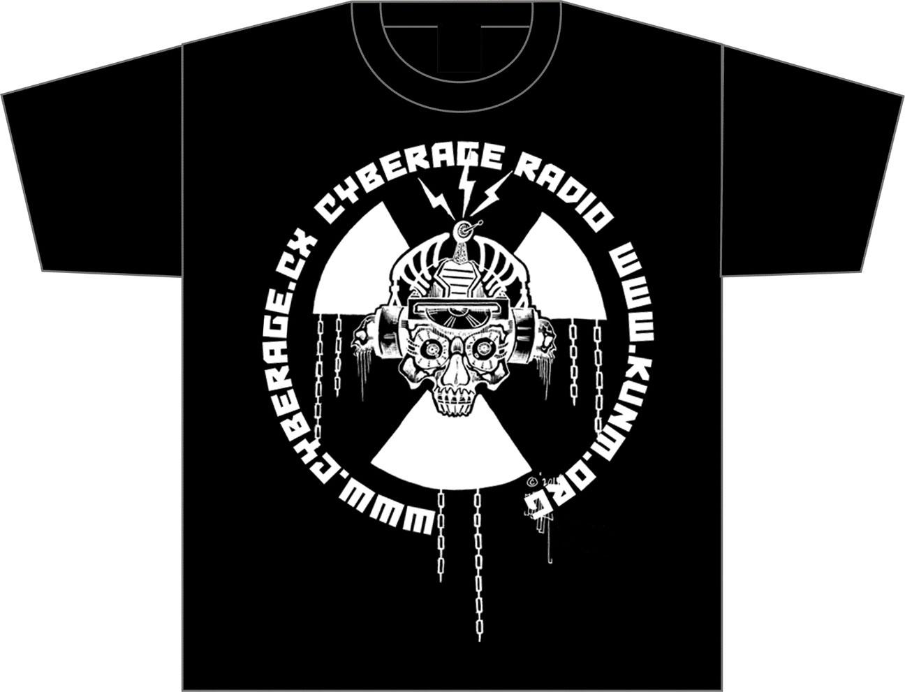 cyberage tshirt